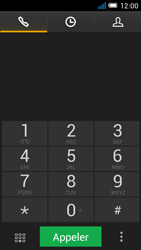 Alcatel OT-6012X Idol Mini - Messagerie vocale - configuration manuelle - Étape 4