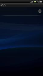 Sony Xperia Neo - MMS - Handmatig instellen - Stap 7