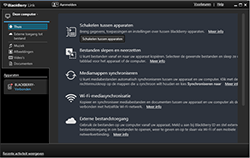 BlackBerry Z30 - software - pc suite installeren - stap 13