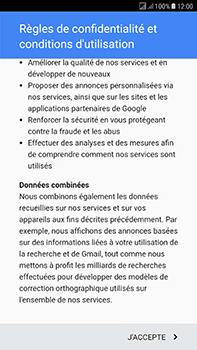 Samsung Galaxy J7 (2017) - Applications - Créer un compte - Étape 15