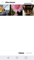 LG LG X Screen - contacten, foto