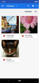 Nokia 6.1 Plus - Android Pie - MMS - Erstellen und senden - Schritt 19