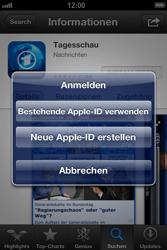 Apple iPhone 4 - Apps - Herunterladen - 1 / 1
