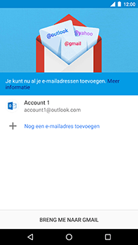 Android One GM5Plus DS - E-mail - handmatig instellen (outlook) - Stap 13