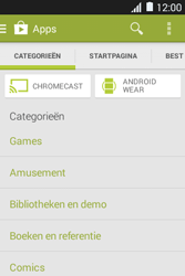 Samsung Galaxy Young2 (SM-G130HN) - Applicaties - Downloaden - Stap 6
