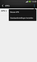 HTC Desire 500 - Internet - buitenland - Stap 10