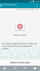 Samsung Galaxy S5 - E-Mail - Konto einrichten - 0 / 0