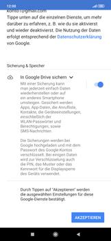 Xiaomi RedMi Note 7 - Apps - Einrichten des App Stores - Schritt 18