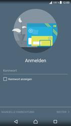 Sony F3111 Xperia XA - E-Mail - Konto einrichten (yahoo) - Schritt 8