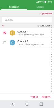 LG Q6 - e-mail - hoe te versturen - stap 8