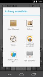 Huawei Ascend P6 LTE - E-Mail - E-Mail versenden - 11 / 16