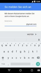 Motorola Moto G 3rd Gen. (2015) - Apps - Konto anlegen und einrichten - 8 / 18
