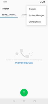 OnePlus 6T - Anrufe - Rufumleitungen setzen und löschen - 6 / 14