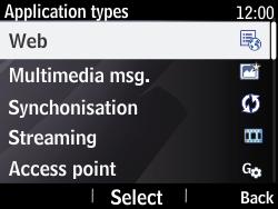 Nokia Asha 210 - Internet - Manual configuration - Step 13