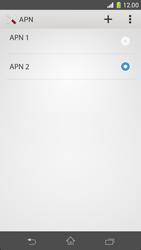 Sony Xperia Z1 Compact - Internet et roaming de données - Configuration manuelle - Étape 18