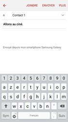Samsung J500F Galaxy J5 - E-mail - envoyer un e-mail - Étape 8