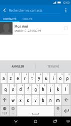 HTC One M9 - MMS - envoi d'images - Étape 6