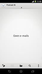 Sony C6903 Xperia Z1 - E-mail - e-mail instellen: IMAP (aanbevolen) - Stap 19