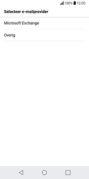 LG Q6 (M700) - E-mail - Account instellen (POP3 zonder SMTP-verificatie) - Stap 6