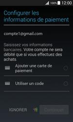 Samsung G388F Galaxy Xcover 3 - Applications - Créer un compte - Étape 17