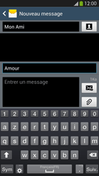Samsung I9295 Galaxy S IV Active - MMS - envoi d'images - Étape 11
