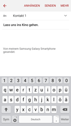 Samsung Galaxy J3 (2016) - E-Mail - E-Mail versenden - 2 / 2