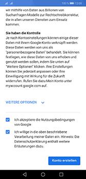 Huawei Mate 20 - Apps - Konto anlegen und einrichten - Schritt 14