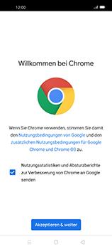 Oppo Find X2 Neo - Internet und Datenroaming - Verwenden des Internets - Schritt 4