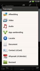 HTC S728e One X Plus - E-mail - E-mail versturen - Stap 10