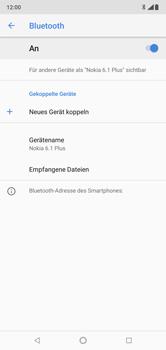 Nokia 6.1 Plus - Bluetooth - Geräte koppeln - 9 / 13