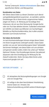 Nokia 7.2 - Apps - Einrichten des App Stores - Schritt 16