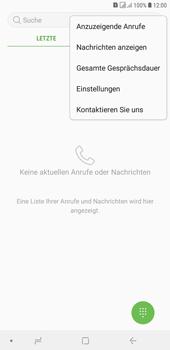 Samsung Galaxy J4+ - Anrufe - Rufumleitungen setzen und löschen - Schritt 5