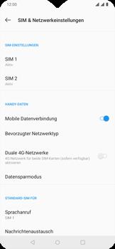 OnePlus 6T - Android Pie - Internet - Manuelle Konfiguration - Schritt 8