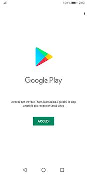 Huawei Mate 10 Pro - Android Pie - Applicazioni - Configurazione del negozio applicazioni - Fase 3