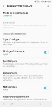 Samsung Galaxy J4+ - Sécuriser votre mobile - Activer le code de verrouillage - Étape 5