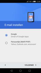 Huawei P8 - E-mail - Handmatig instellen (gmail) - Stap 8