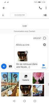 Huawei Y5 (2019) - MMS - envoi d'images - Étape 19