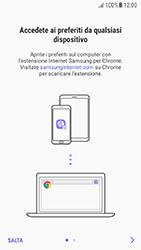 Samsung Galaxy A5 (2016) - Android Nougat - Internet e roaming dati - Uso di Internet - Fase 5