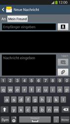 Samsung Galaxy S4 Active - MMS - Erstellen und senden - 11 / 24