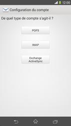 Sony Xperia M2 (D2303) - E-mail - Configuration manuelle - Étape 7