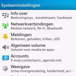 BlackBerry Q10 - Bluetooth - koppelen met ander apparaat - Stap 6