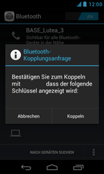 BASE Lutea 3 - Bluetooth - Geräte koppeln - Schritt 9