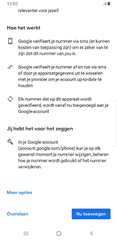 Samsung galaxy-note-9-sm-n960f-android-pie - Applicaties - Account aanmaken - Stap 15