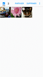 Samsung Galaxy A3 (2017) (A320) - Photos, vidéos, musique - Envoyer une photo via Bluetooth - Étape 8
