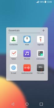 LG Q6 (M700) - E-mail - Account instellen (IMAP zonder SMTP-verificatie) - Stap 4