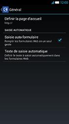 Alcatel One Touch Idol S - Internet et roaming de données - Configuration manuelle - Étape 27