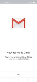 Oppo Reno 4 Pro - E-mails - Ajouter ou modifier votre compte Gmail - Étape 4