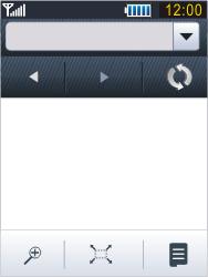 Samsung B3410 Star Qwerty - Internet - Navigation sur Internet - Étape 14