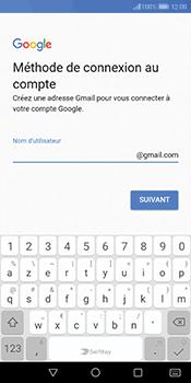 Huawei Mate 10 Pro - Applications - Créer un compte - Étape 11