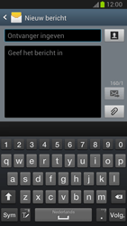 Samsung N7100 Galaxy Note II - MMS - Afbeeldingen verzenden - Stap 3